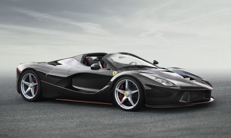 Ferrari LaFerrari Spider Arrives