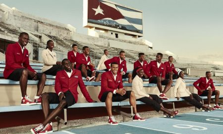 Christian Louboutin Dresses the Cuban National Team for the 2016 Olympics