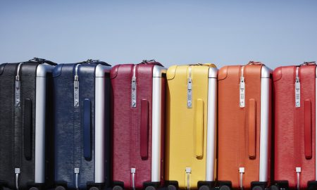 Master The Art Of Travel With Marc Newson For Louis Vuitton Luggage