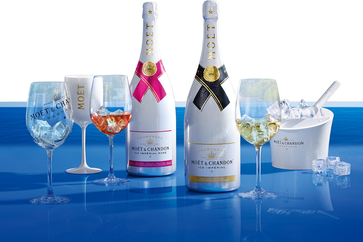 Moët & Chandon Launches One-Hour Champagne Delivery In London