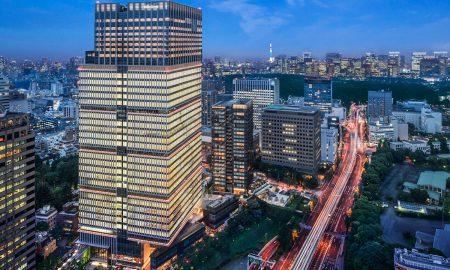 Starwood Launches The Prince Gallery Tokyo Kioicho Luxury Hotel