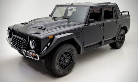 The $440,000 Lamborghini LM002 Is One The Rarest Lamborghinis In The World