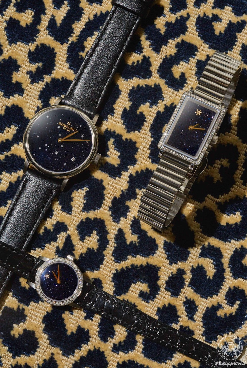 Shinola Introduces First Women's Luxury Watch and Jewelry Collections