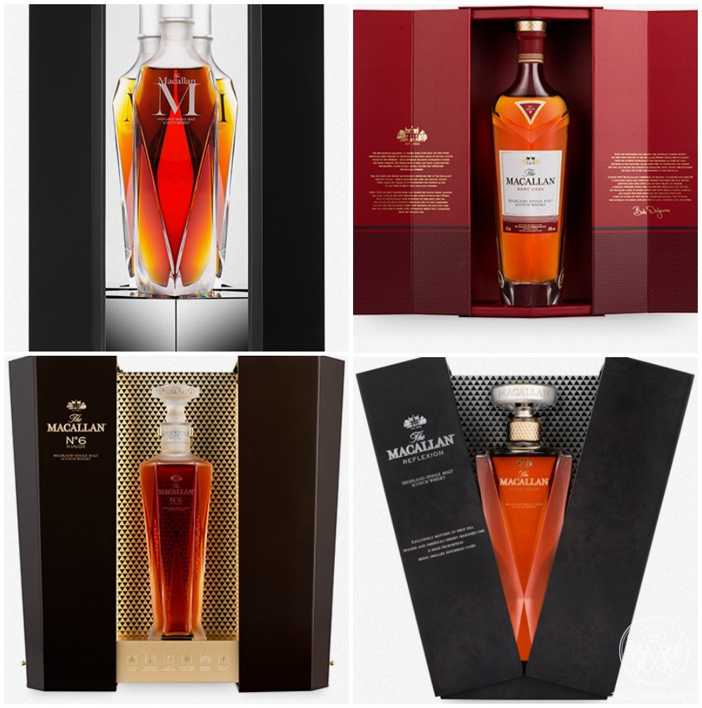 The Macallan 1824 Masters Series