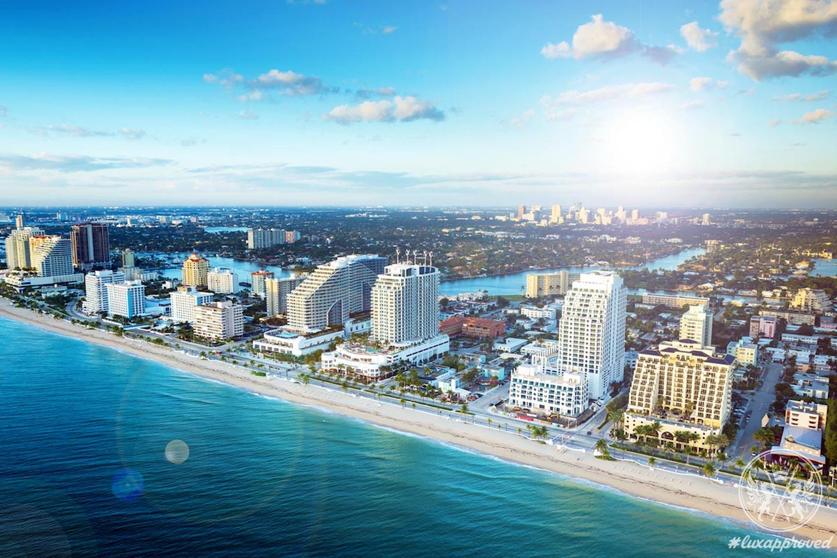 The Ocean Resort Residences At Conrad Fort Lauderdale Beach Resort