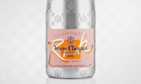 Veuve Clicquot Rich Rosé Is Designed To Be Served Over Ice