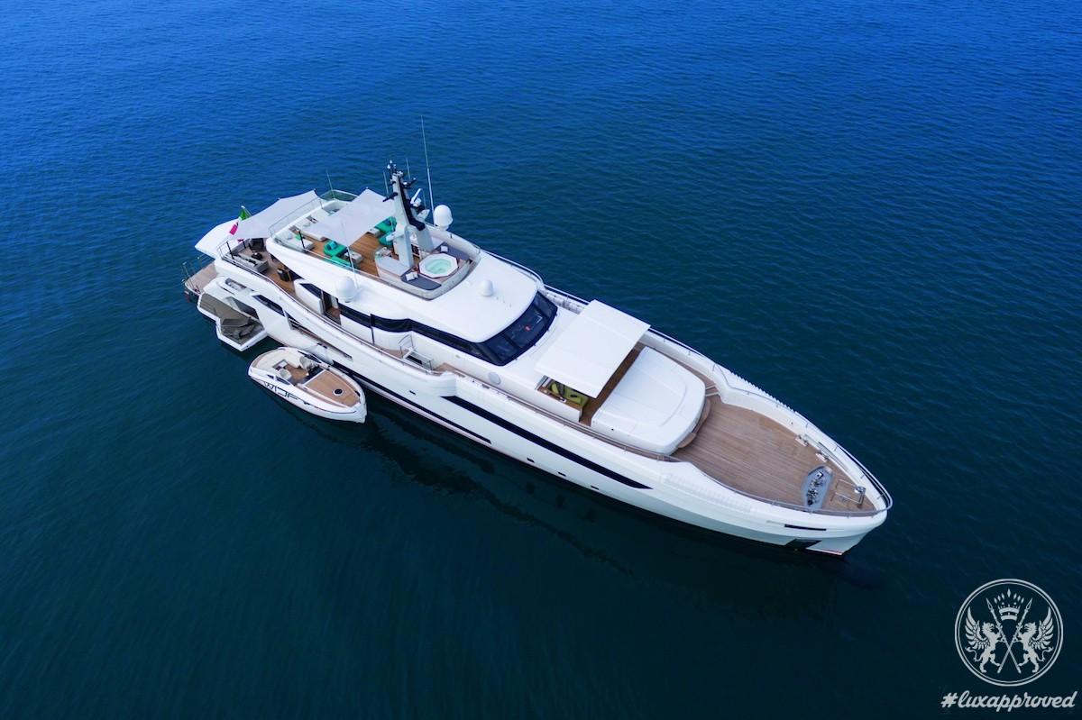 Wider Yachts Presents The Whisper Quiet Superyacht Genesi ...