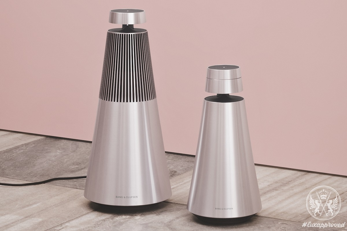 bang olufsen beosound 1 and beosound 2 project 360 degree sound. Black Bedroom Furniture Sets. Home Design Ideas