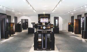 Buben & Zörweg Showroom At Tiamantti Furniture Shopping Mall In Shanghai
