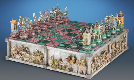The Battle of Issus Chess Set Is Worth $1,65 Million