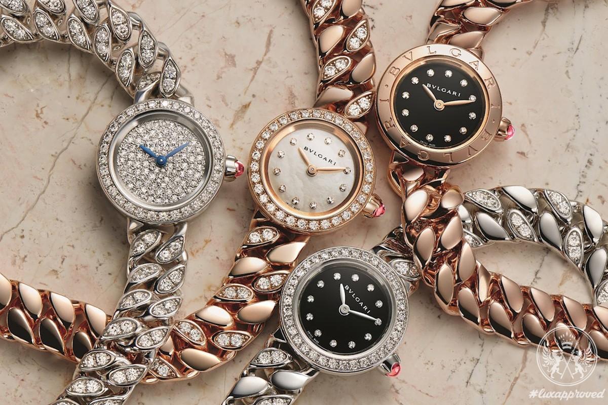 Bulgari Piccola Catene Jewelry Watches