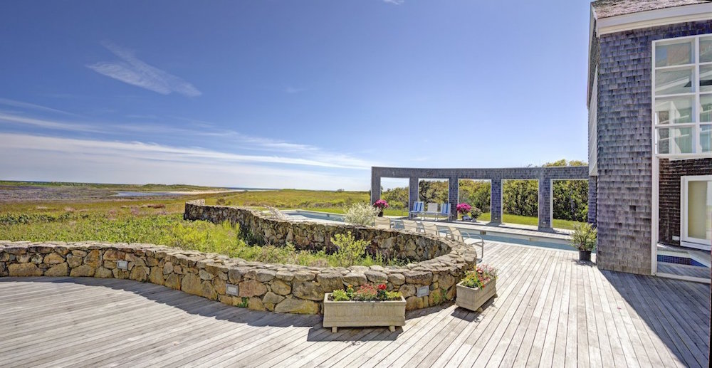 Vineyard Oceanfront Property Homer's Pond Comes To Market In Four Parts Totaling $99 Million