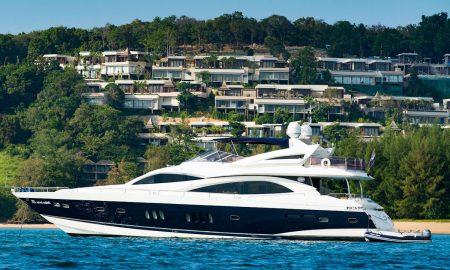 The $15,000 Krug Cruise From Anantara Mai Khao Phuket Villas