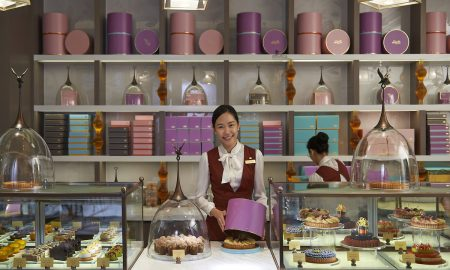 Experience Absolutely Blooming Dior Afternoon Tea At Mandarin Oriental, Taipei