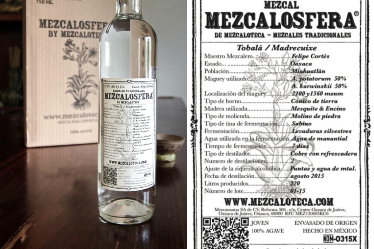 Mezcalosfera de Mezcaloteca Tobala Limited Offering Is Coming To The U.S.