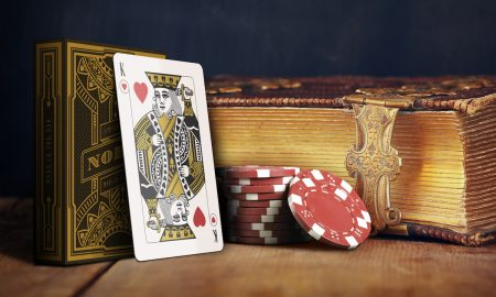 Noble Deck Collection Of Gold-Dipped Playing Cards Is The Game Changer