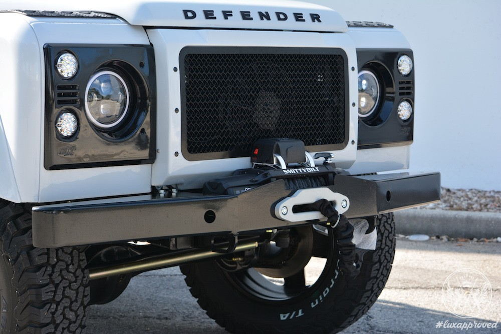 East Coast Defender's Project Alpine Is The Custom Land Rover Defender Of Your Dream
