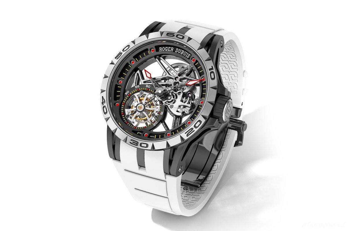 Roger Dubuis Unveils The Limited Edition Excalibur Spider Americas
