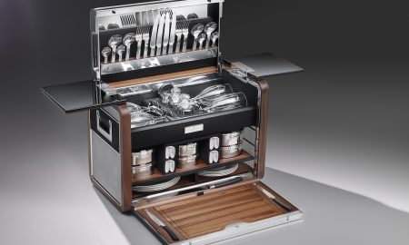 Rolls-Royce Picnic Hamper For The Phantom Zenith Collection