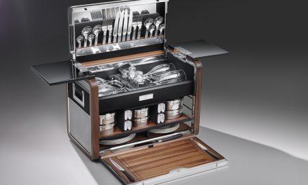Rolls-Royce Picnic Hamper For The Phantom Zenith Collection
