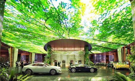 Preview A Tropical Rainforest Inside Rosemont Hotel & Residences Dubai