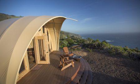 Autonomous Tent Cocoon Designed By Harry Gesner