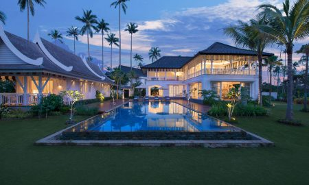 The Sanchaya Estate Offers A $10,000 Per Night Vanda Villa