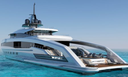 CRN Brings Its Design Projects to the Monaco Yacht Show 2016