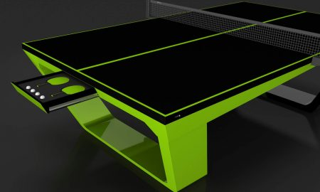 leven Ravens Avettore Ping Pong Table