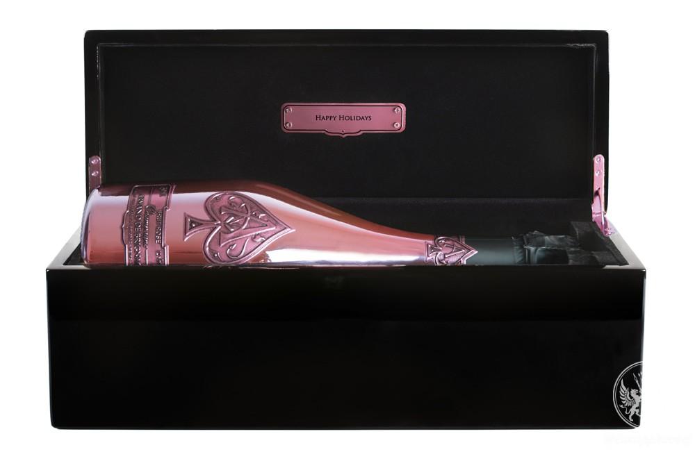 Champagne Armand de Brignac Launches Gift Personalization Service
