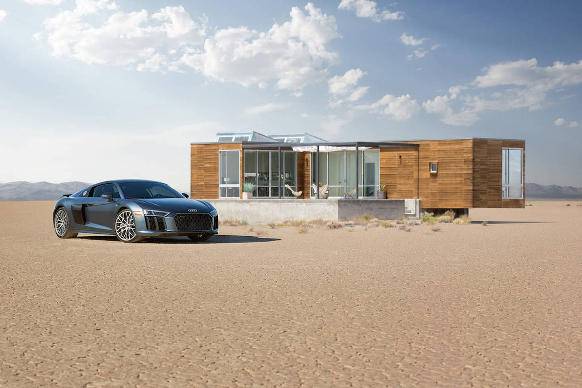 Airbnb Gives You A Chance To Live In The Home Of The Audi R8