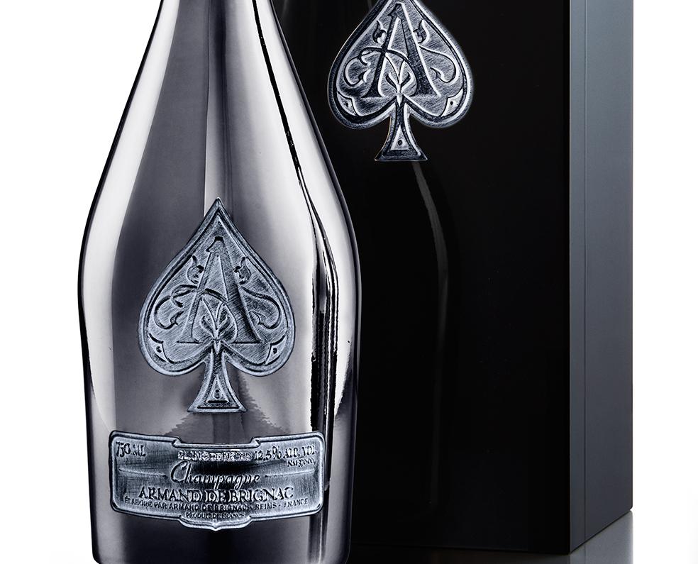 Armand de Brignac Blanc de Noirs Assemblage Two Limited Edition Tête de Cuvée