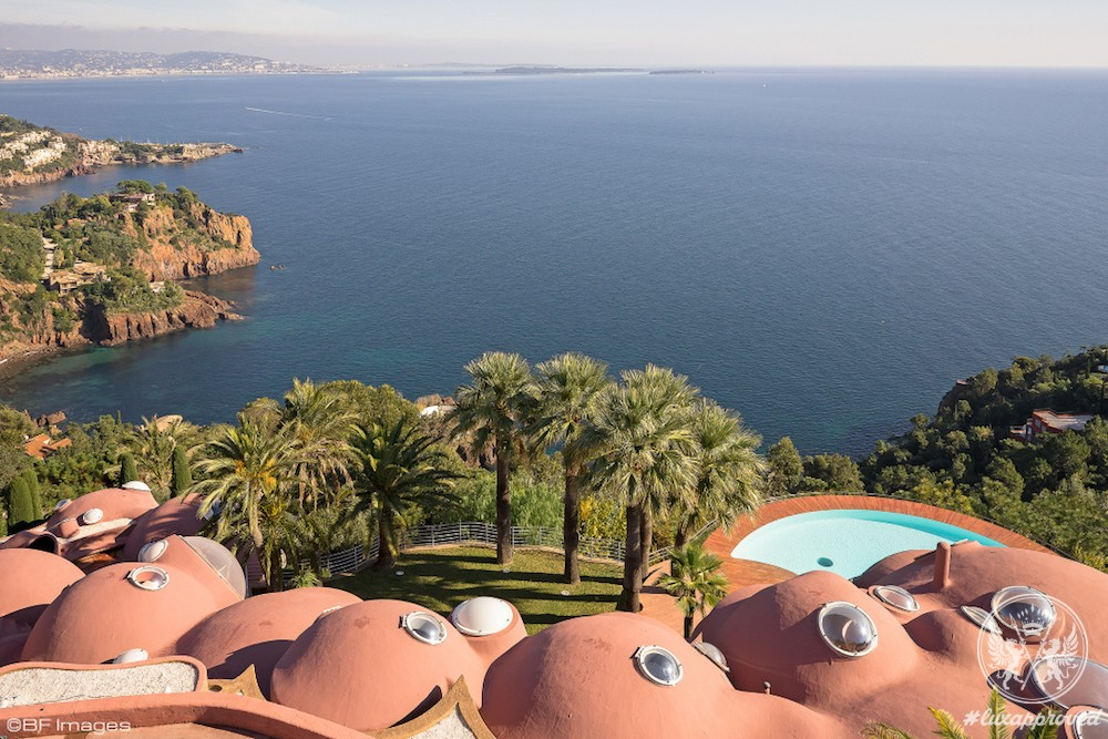 The Pierre Cardin–owned Bubble Palace Is On the Market for a Reported $335 Million