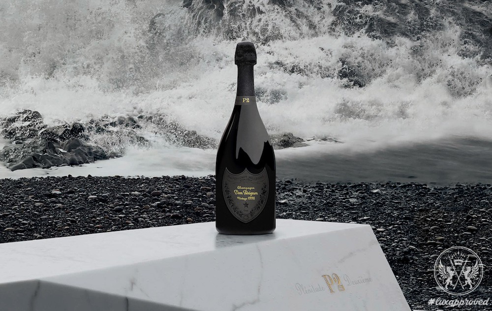 Dom Pérignon P2 Campaign Is Fronted By Christoph Waltz