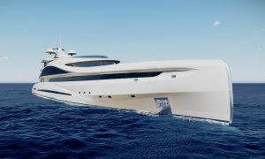 Fincantieri Yachts Is Bringing Its Sundance Superyacht Concept To The Monaco Yacht Show 2016