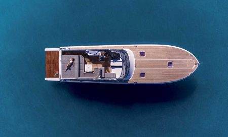 Ferretti Group Presents Itama 62 White Look at the Cannes Yachting Festival 2016