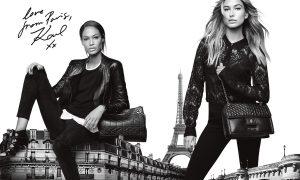 Karl Lagerfeld Paris Fall 2016 Advertising Campaign, Love From Paris, Karl xx