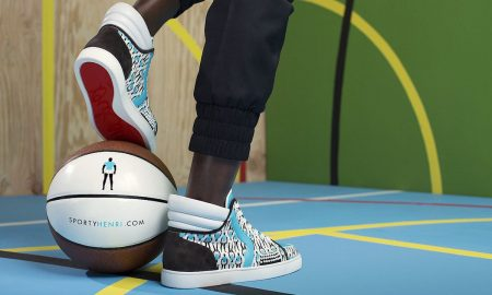 Christian Louboutin X SportyHenri.com Limited Edition Capsule Collection