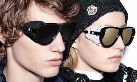 Moncler Launches Its Pioneer Eyewear Collection