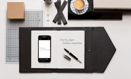 Montblanc Augmented Paper Integrates Traditional Writing Into The Digital Workflow