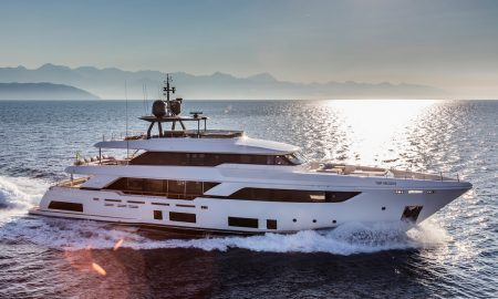 Custom Line Presents Navetta 37 at the Monaco Yacht Show 2016