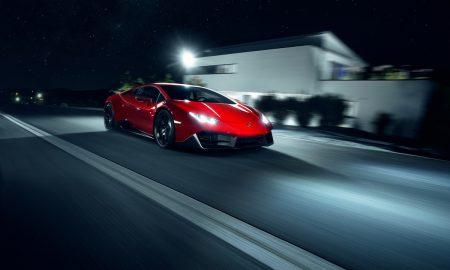 Novitec Torado Tunes Lamborghini Huracán Coupe RWD