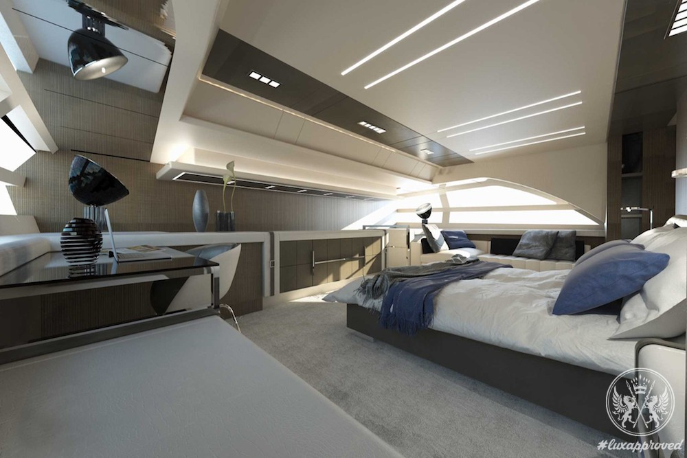 Pershing 140 Is on Display at the Monaco Yacht Show 2016