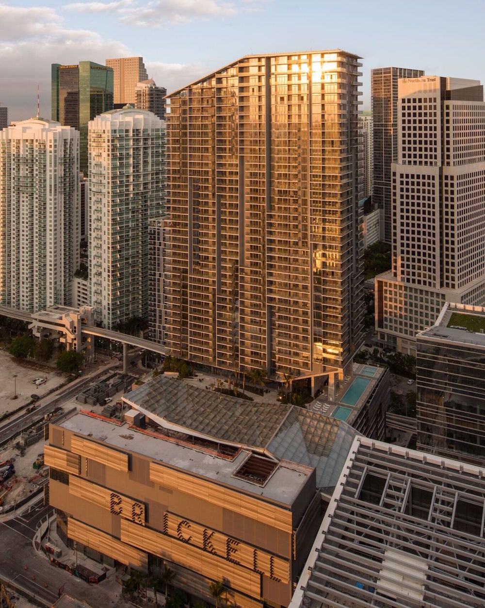 Swire Properties Gains TCO for RISE Luxury Condominium Tower at Brickell City Centre