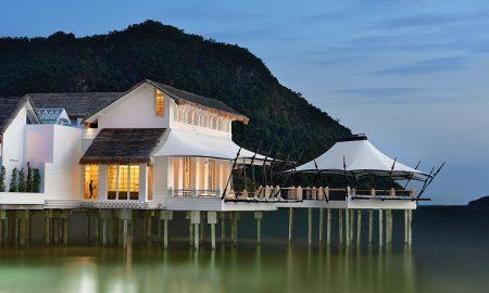The Pinnacle Of Sophisticated Island Living: The St. Regis Langkawi