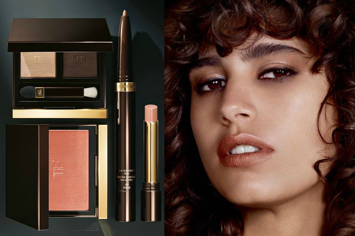 Tom Ford Autumn Winter 2016 Limited Edition Color Collection