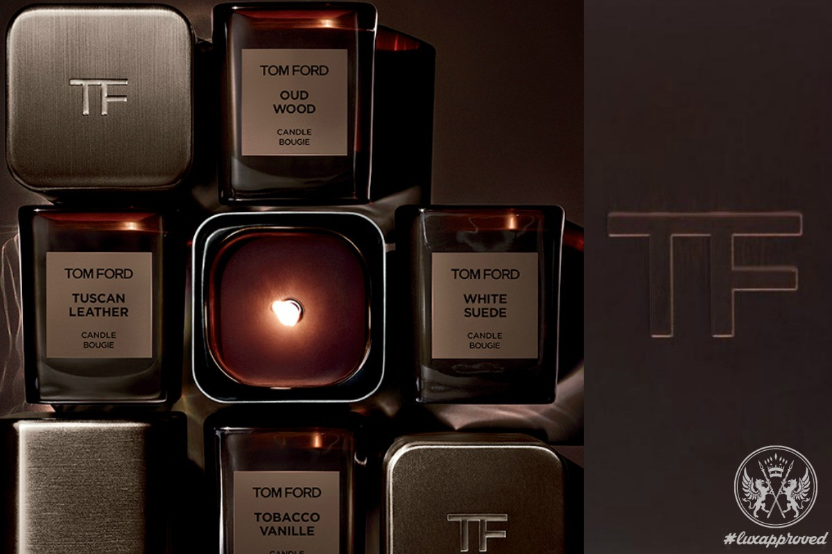 Introducing Tom Ford Private Blend Candles