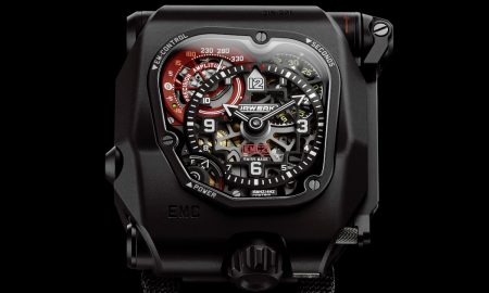 URWERK Introduces The TimeHunter X-Ray