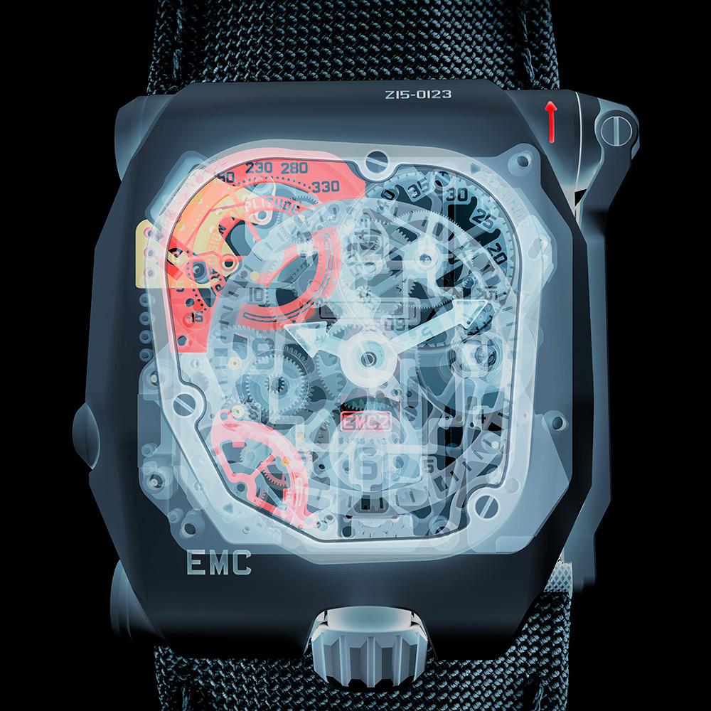 URWERK Introduces The TimeHunter X-Ray
