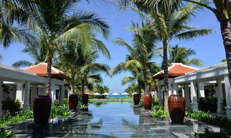 """No Shoes. No News. No Stress"" at an All-villa Five-star Resort Anam, Vietnam"